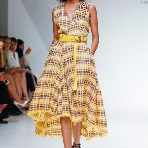 Saba Tark Fashion Show – Dubai Fashion Week Spring Summer Collection 2016